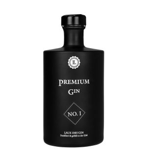 LAUX PREMIUM GIN NO. 1 - 45 % VOL. - 500 ML