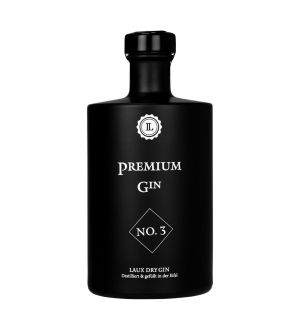 LAUX PREMIUM GIN NO. 3 - 45 % VOL. - 500 ML