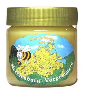 Blütenhonig mit Bio-Sanddornpulver, 250 g, aus Deutschland, Mecklenburg-Vorpommern, Das Imkerhaus