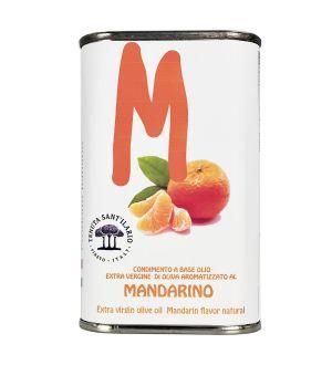 Mandarine auf Olivenöl – 250 ml - WürzWerk